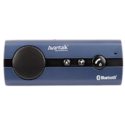 Avantalk CK10 portable carkit and speakerphone