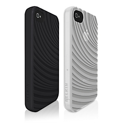 Belkin Silicone Sleeve for iPhone 4/4S 2 Pack - Black/White