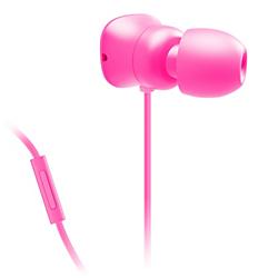 Belkin Mix It headphones with mic  Pink