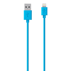Belkin Lighting to USB cable - Blue