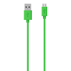 Belkin Micro USB cable - Green