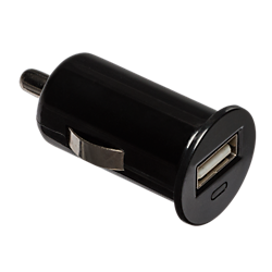 CPW 1Amp Micro USB Car Charger Bullet