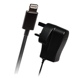 CPW 1 metre 2.4Amp Lightning Mains Charger for iPhone and iPad