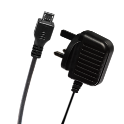 CPW 1 metre 1Amp mains charger for Micro USB phones