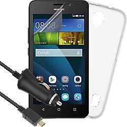 Huawei Y635 accessories bundle