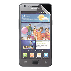 ZAGG® invisibleSHIELD® for Samsung Galaxy S II
