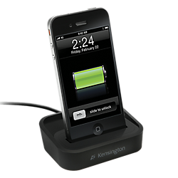 Kensington charge and sync iPhone and iPod dock