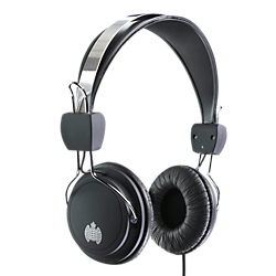 Ministry of Sound MOS004 over ear headphones  Black