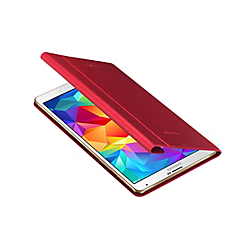 Samsung Book cover for Galaxy Tab S 8.4 - Glam Red