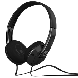 Skullcandy Uprock headphones  Black