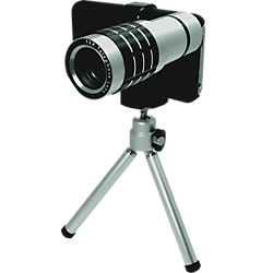 Vtec 12x Telephoto Lens for iPhone