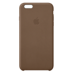 Official Apple iPhone 6 Plus/6s Plus Leather Case - Brown