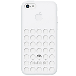 Official Apple iPhone 5c case - White