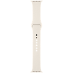 Apple Watch 38mm White Sports Band