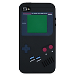 Bang On! Retro Gaming Case for the iPhone 4 - Black