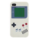 Bang On! Retro Gaming Case for the iPhone 4 - White