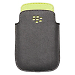 BlackBerry™ Curve 9320 Microfibre Pocket - Grey