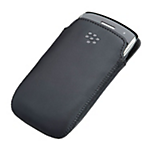 BlackBerry™ Curve 9360 Leather Pocket - Black