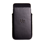 BlackBerry® Z10 Leather Pocket - Black