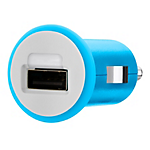 Belkin Mix It USB in-car charger - Blue