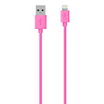 Belkin Lighting to USB cable - Pink
