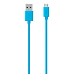 Belkin Micro USB cable - Blue