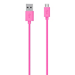Belkin Micro USB cable - Pink
