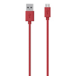 Belkin Micro USB cable - Red