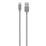 Belkin Premium MixIt Micro USB Cable - Grey