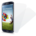 Belkin anti-smudge screen protector for Samsung Galaxy S4 - 2 pack