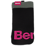 Bench Sock - Pink/Black