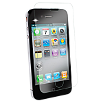 BodyGuardz® Premium glass screen protector for iPhone 4/4S