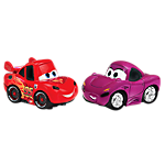 Disney Cars 2 AppMATes McQueen & Holley (2 pack)