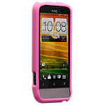Case-Mate Emerge Smooth Case for HTC One V - Pink
