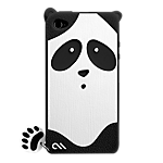 Case-Mate Xing Creatures Case for Apple iPhone 4 in White