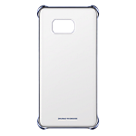 Clear Cover for Samsung Galaxy S6 edge+ (Black)