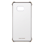 Clear Cover for Samsung Galaxy S6 edge+ (Gold)