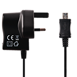 MicroUSB mains charger