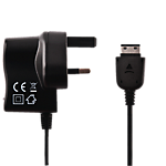 Mains charger for Samsung medium connector
