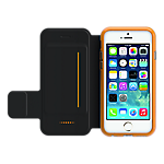 Gear 4 D30 BookCase for iPhone SE/5s/5 Black