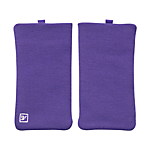 GR Cleaning sock purple