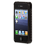 Griffin Elan Form Armor for iPhone 4S - Black