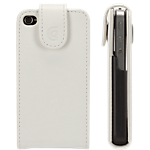 Griffin Vertical Flip Case for iPhone 4S - White