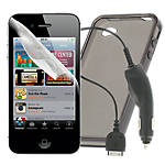 Apple iPhone 4/4S accessories pack