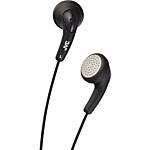 JVC Gumy headphones - Black
