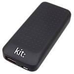 Kit Power Bank 4,000 mAh - Black