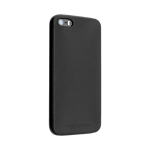 Magni Pretti iPlate Gimone overmold for iPhone 5S Black