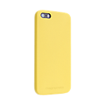 Magni Pretti iPlate Gimone overmold for iPhone 5S Yellow
