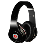 Beats by Dr. Dre Studio High Definition Headphones - Black