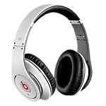 Beats by Dr. Dre Studio High Definition Headphones - White